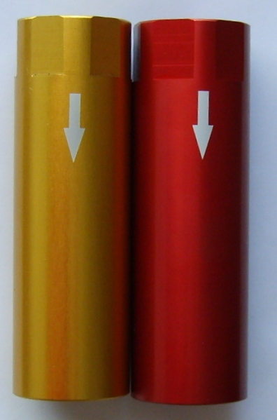 anodized-aluminium-tubes-with-directional-arrows-2