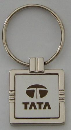 brished-stainless-steel-square-key-ring-tata-logo