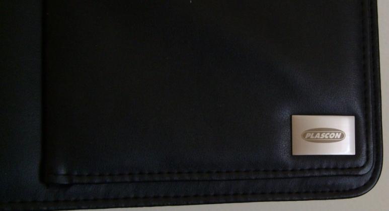 folder-plaque-matt-nickle-plated-plaque