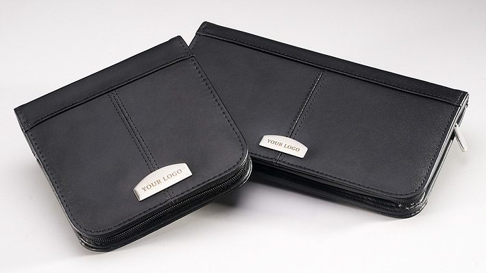 milano-bonded-leather-cd-case-holder-and-business-card-folder-brushed-stainless-steel-plaque