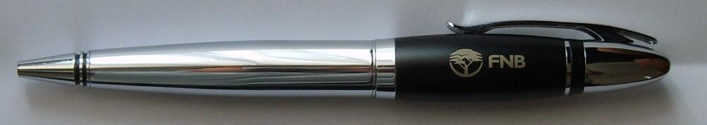 pen-stanless-steel-meridian-fnb-logo