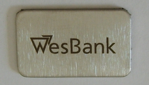 stainless-steel-plaque-brushed-aluminium-38-x-23mm-wesbank-logo1